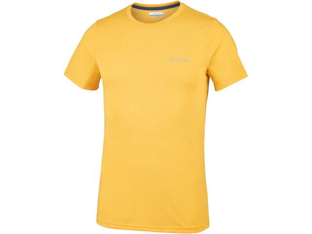 Columbia Nostromo Ridge T-shirt manches courtes Homme, stinger